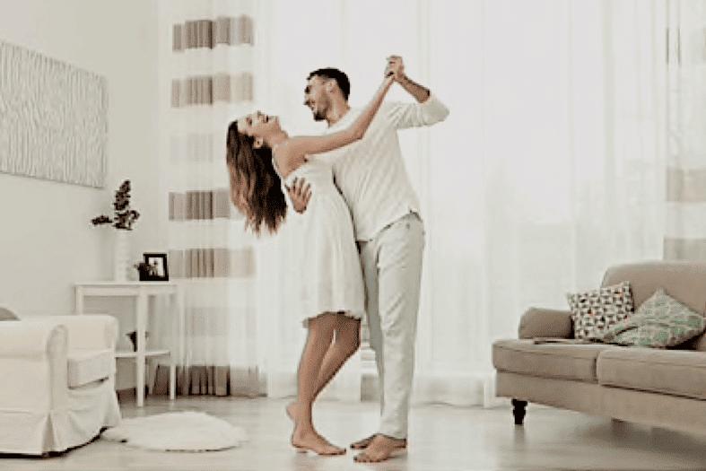 image couple danse - Danser partout et nulle part