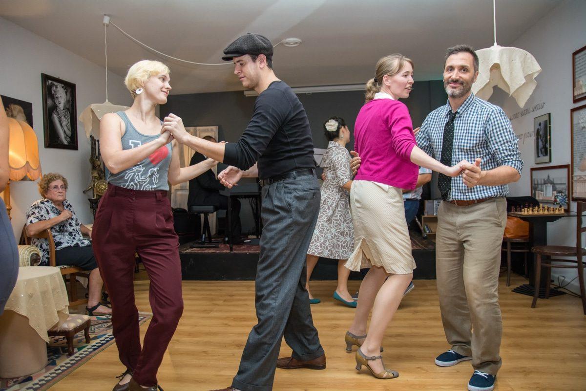 animation aniversaire danse adulte - Cours Particulier ou Cours collectif de Danse